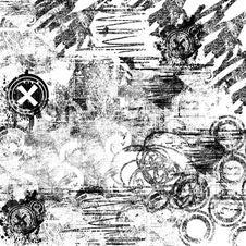 Free Grungy Background Stock Image - 15906491