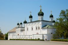 Free Cathedral  In Russia Royalty Free Stock Photo - 15906785