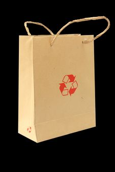 Free Recycle Bag Stock Photography - 15907552