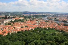 Free Panorama Of Prague Stock Images - 15908094