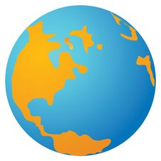 Free Globe Royalty Free Stock Photography - 15908407