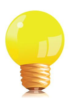 Free Light Bulb Royalty Free Stock Photos - 15908408
