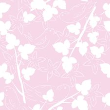 Free Seamless Floral Design Stock Photos - 15908703