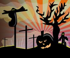 Free Spooky Night Stock Photos - 15908953
