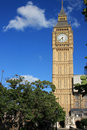 Free Famous Big Ben Clock Tower In London, UK. Stock Images - 15917014