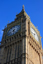 Free Famous Big Ben Clock Tower In London, UK. Royalty Free Stock Photo - 15917015