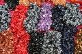 Free Multi-coloured Ornamental Stones Stock Photo - 15918440