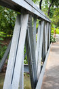Free Bridge Iron In Park Royalty Free Stock Photography - 15919557