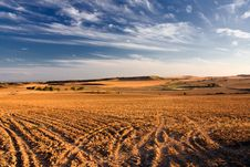 Free Typical Spanish Landscape Royalty Free Stock Photography - 15910227