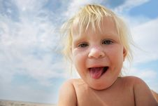 Free Funny Child Royalty Free Stock Images - 15910229