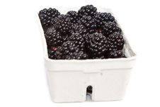 Free Composition Of Black Raspberries Royalty Free Stock Photo - 15910845