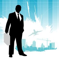 Free Businessman Stock Images - 15911404