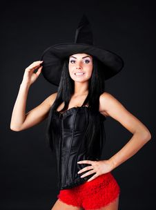 Free Witch Stock Images - 15912264