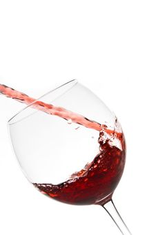 Free Pouring Wine Stock Photography - 15912702
