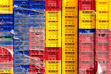 Free Primary Colors Case Royalty Free Stock Image - 15912876