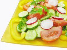 Free Vegetable Salad Stock Image - 15913021