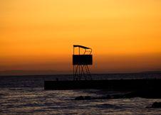 Free Sunset Background Royalty Free Stock Image - 15913976