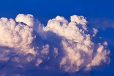 Free Cloud On Sky Stock Photography - 15914082