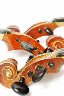 Violin Trio Stock Photos