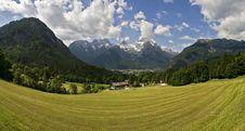 Free Mountain Landscape Stock Photo - 15914760