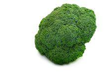 Green Broccoli Stock Photo