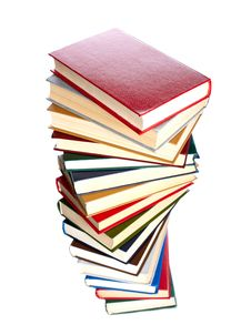 Free Pile Of Books Stock Photos - 15916343