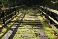 Free Old Bridge Stock Photography - 15916482