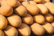 Free Ripe Melons Royalty Free Stock Photo - 15916535