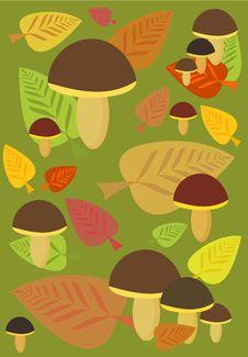 Free Autumn Background Royalty Free Stock Photos - 15917278