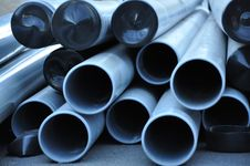 Free Long Pipes Royalty Free Stock Photo - 15918135