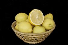 Free Lemons Royalty Free Stock Image - 15918806