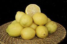 Free Lemons Stock Image - 15918811
