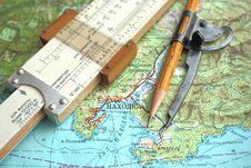 Free Navigation Royalty Free Stock Photos - 15918968