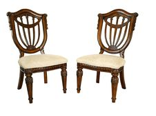 Free Two Chairs Royalty Free Stock Image - 15918986