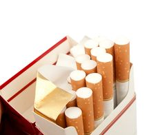 Free Cigarette Royalty Free Stock Photo - 15919205