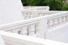 Free White Cloister Stock Image - 15919971