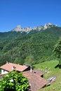 Free Mountain Village Stock Photography - 15924342
