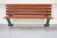 Free Woodden Bench Stock Photo - 15920070
