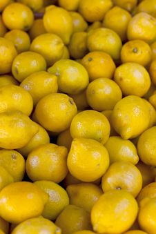 Free Lemons Royalty Free Stock Image - 15920246