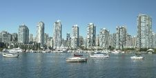 Free Vancouver Stock Photography - 15920482