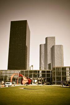 Free Paris La Defense Stock Photography - 15920502
