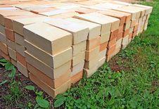 Free Bricks On Herb Stock Photography - 15920702