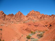 Free Valley Of Fire Nevada Stock Photos - 15921393