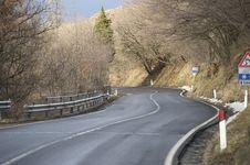 Free Mountain Road Stock Image - 15921451