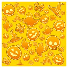 Free Halloween Background Royalty Free Stock Images - 15922039