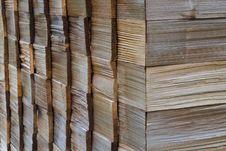 Free Cedar Wood Royalty Free Stock Image - 15922216