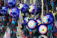 Free Evil Eye Bead Royalty Free Stock Image - 15923166