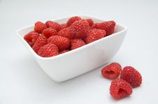 Free Raspberries Royalty Free Stock Image - 15923706