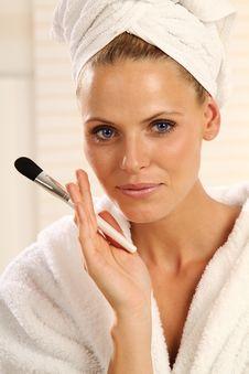 Free Make Up Stock Image - 15923901
