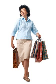 Free Happy Shopping Day. Royalty Free Stock Image - 15924276